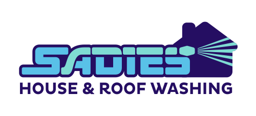 Sadies House & Roof Washing Logo